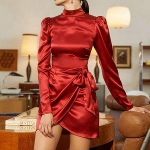 Josefina Reformation Dress